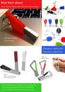 Silicone body New Design Flash Drives.